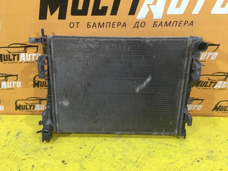 Кассета радиаторов Lada Vesta 2015