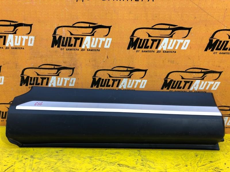 Накладка двери Mitsubishi Eclipse Cross 1 2017 задняя правая