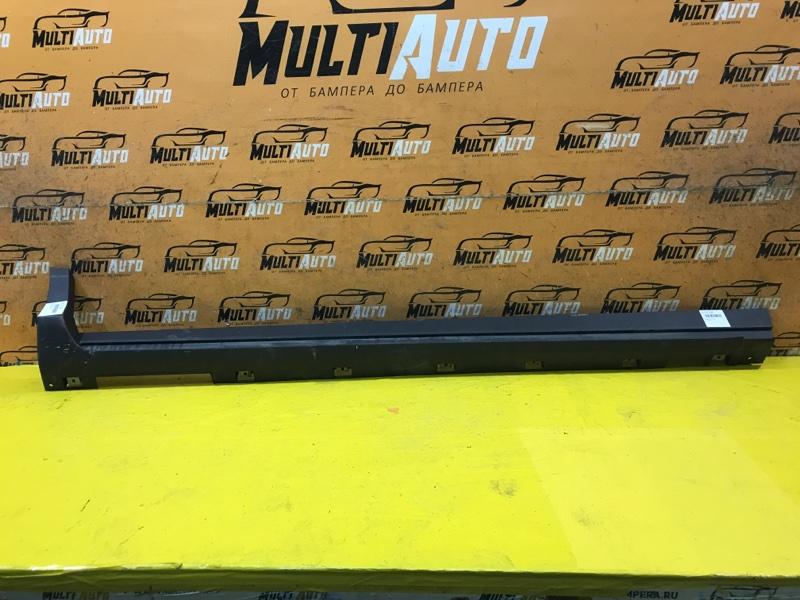 Накладка порога Ford Kuga 2 2012 правая