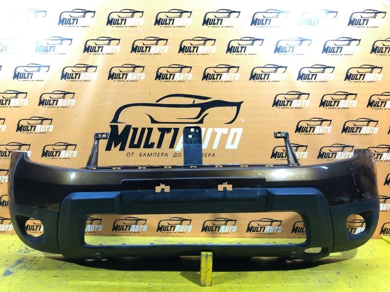 Бампер Renault Duster 1 2010 передний
