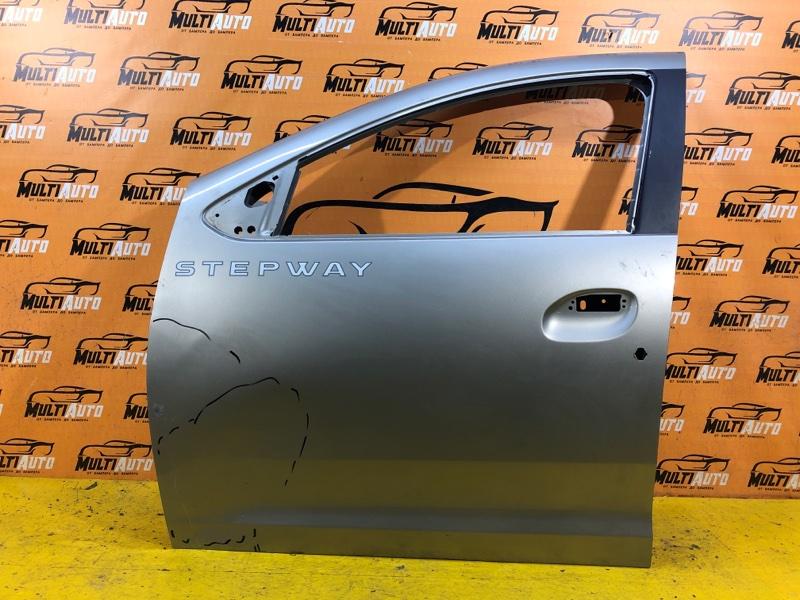 Дверь Renault Sandero S 2 2013 передняя левая