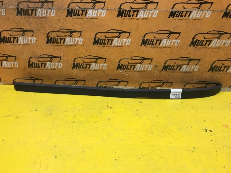 Губа бампера Chevrolet Captiva C140 2013 передняя