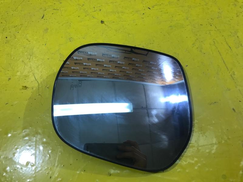 Зеркальный элемент Toyota Land Cruiser Prado 150 2013 передний левый