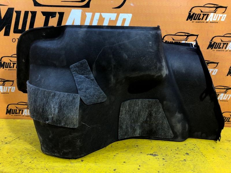 Обшивка багажника Kia Rio 4 СЕДАН 2017 задняя правая