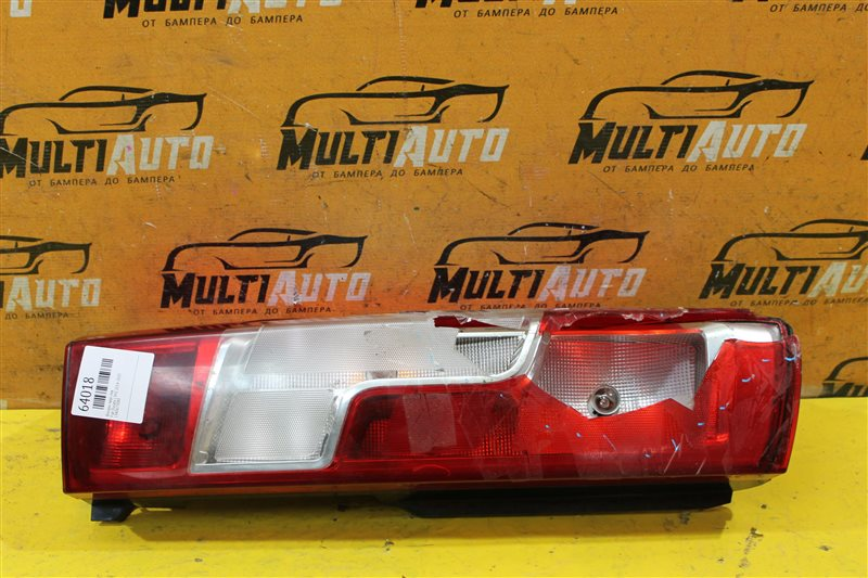 Фонарь Fiat Ducato 295 2014 задний левый