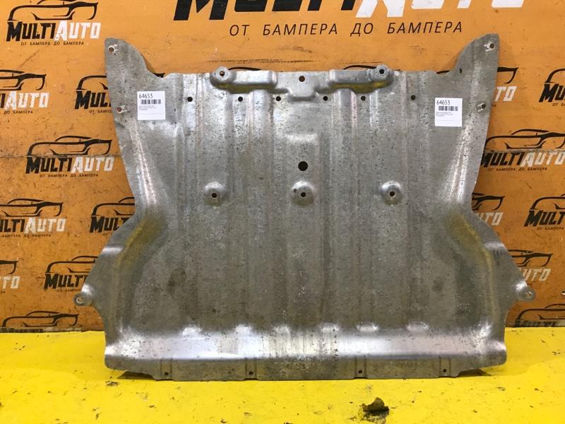 Защита картера двигателя Bmw 5 Series G30 2016