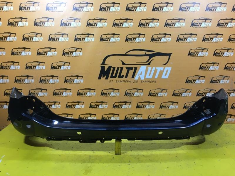 Бампер Mitsubishi Pajero Sport 3 2015 задний