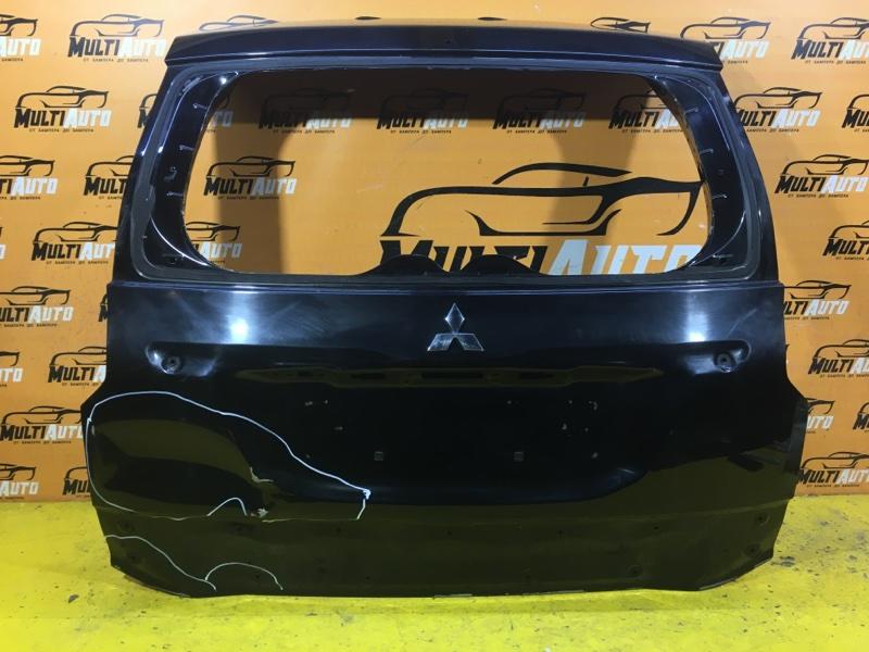 Крышка багажника Mitsubishi Pajero Sport 3 2015