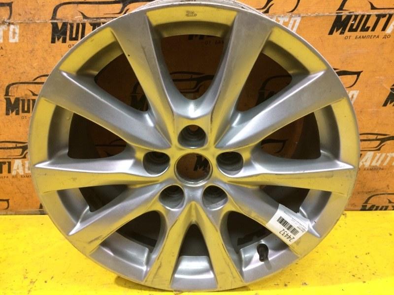 Диск литой Mazda 6 GJ 2015