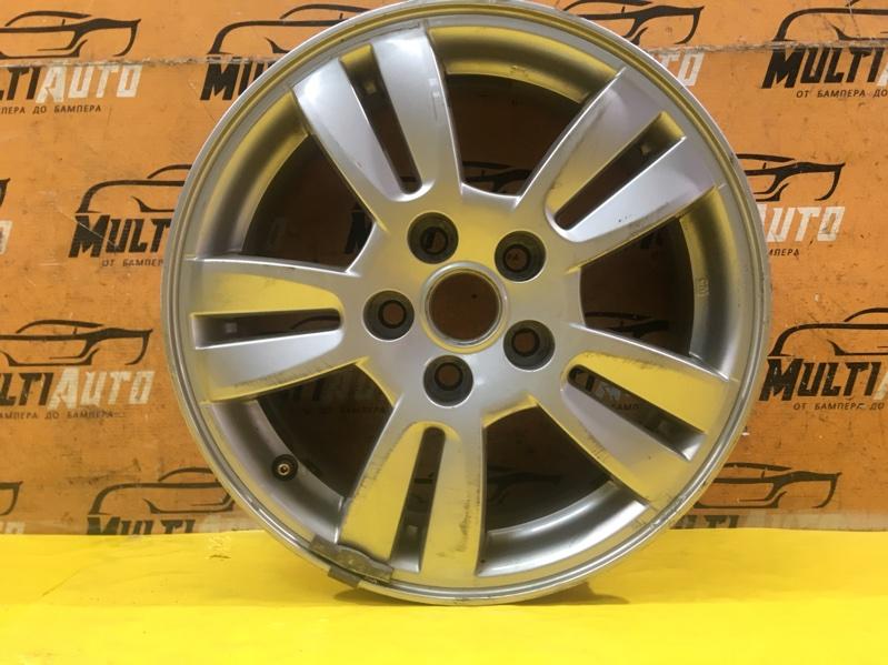 Диск литой Chevrolet Aveo T300 СЕДАН 2011