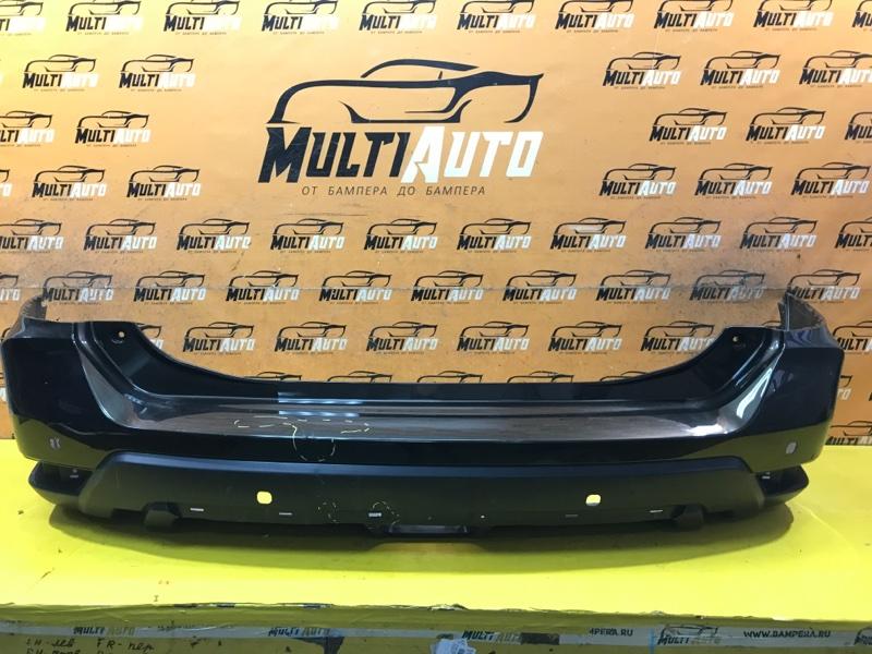 Бампер Nissan X-Trail T32 2017 задний