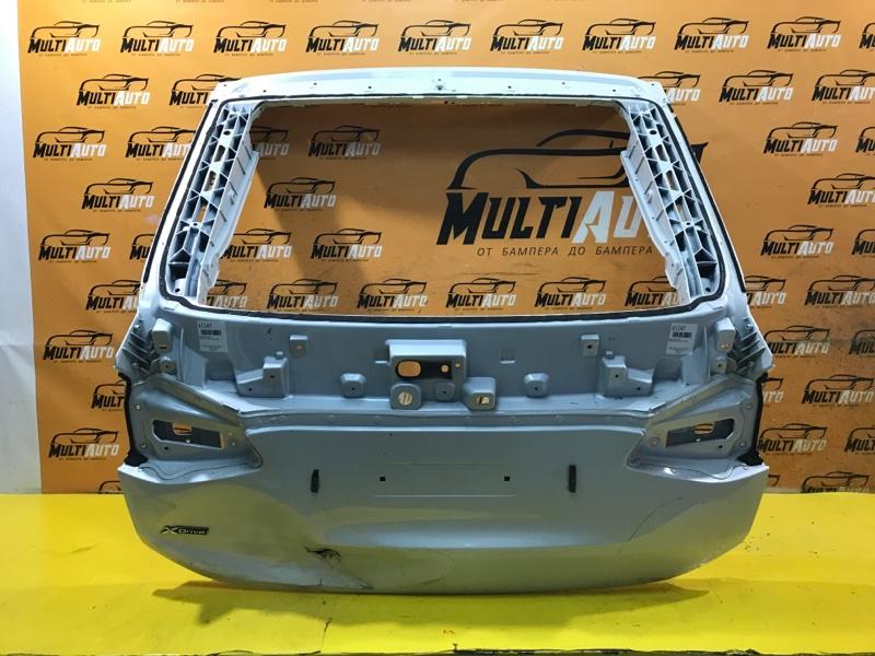 Крышка багажника Bmw 6 Series G32 GT 2017