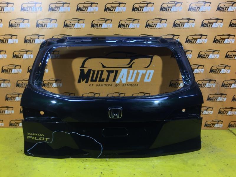 Крышка багажника Honda Pilot 3 2015