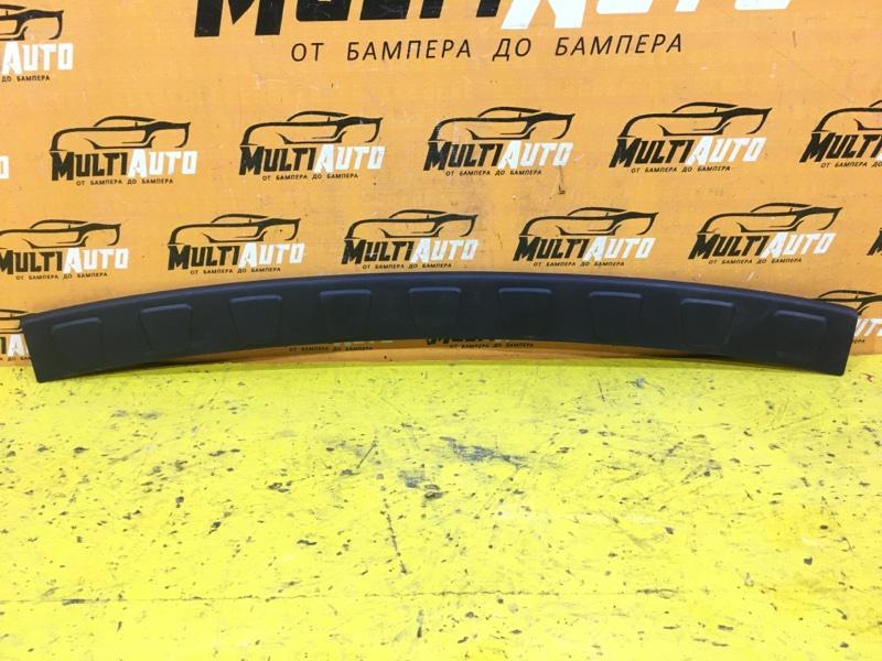 Накладка бампера Honda Pilot 2 2008 задняя