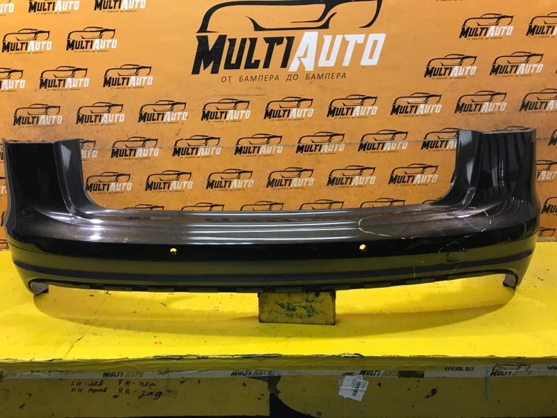 Бампер Audi A6 C7 ALLROAD 2011 задний
