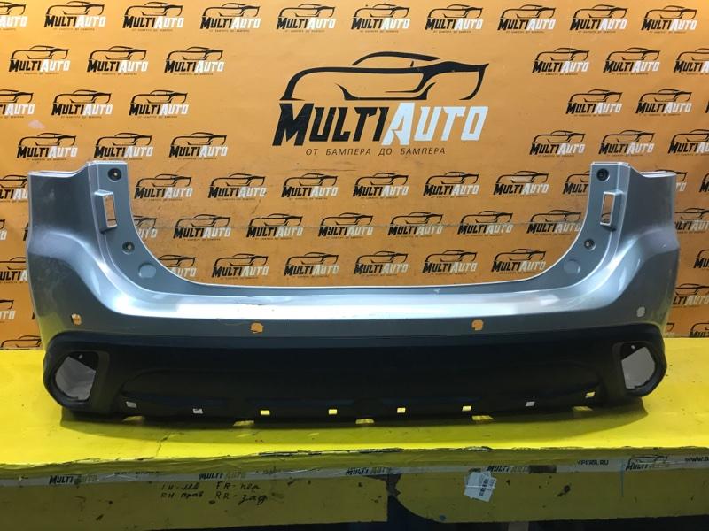 Бампер Mitsubishi Outlander 3 2015 задний