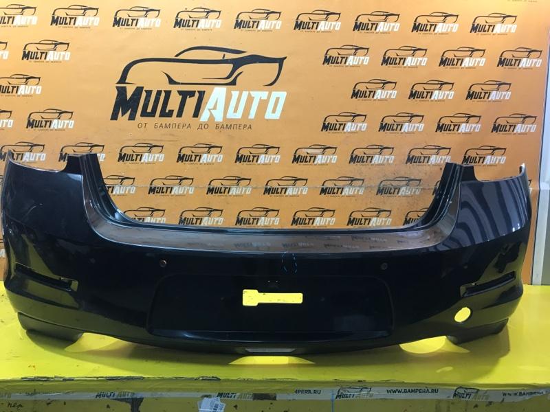 Бампер Chevrolet Malibu 8 2011 задний