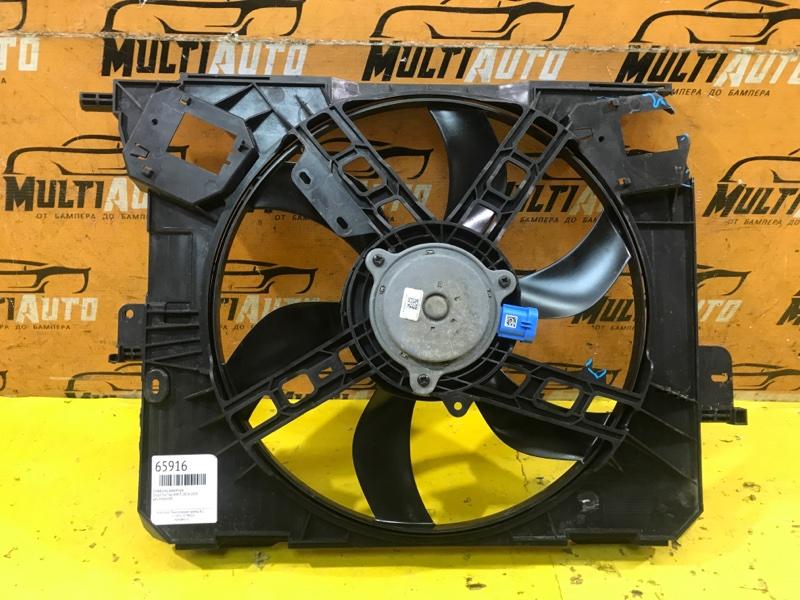Диффузор радиатора Smart Fortwo W453 2014