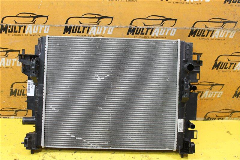 Кассета радиаторов Smart Fortwo W453 2014