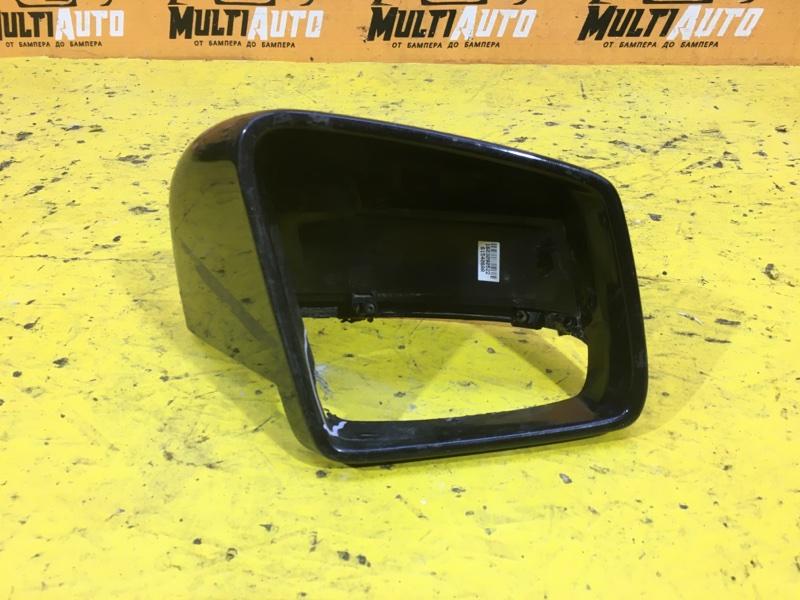 Крышка зеркала Mercedes Ml W166 2011 передняя правая