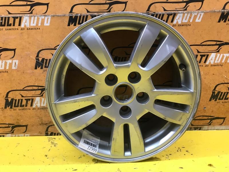 Диск Chevrolet Aveo T300 2011