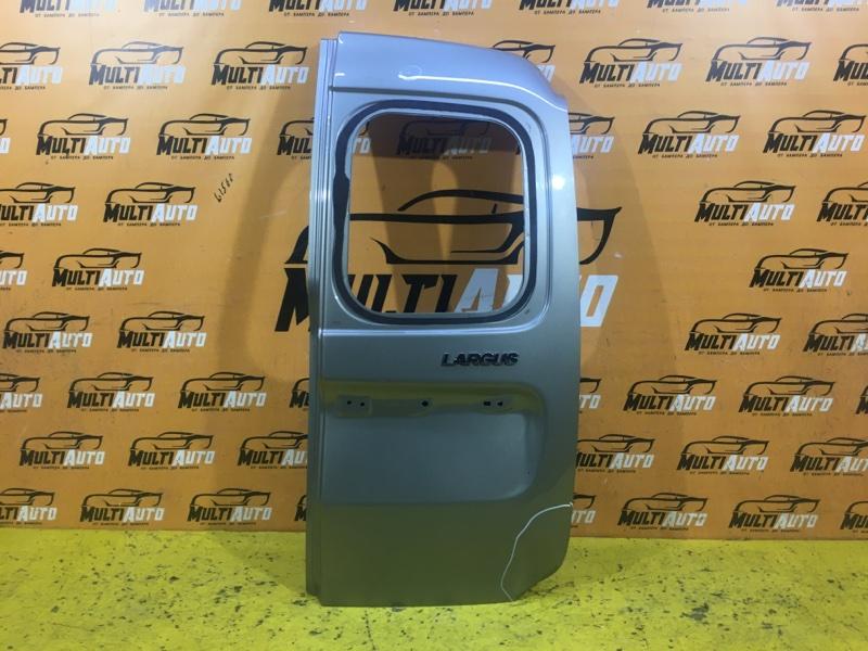 Дверь багажника Lada Largus 1 2012 задняя правая