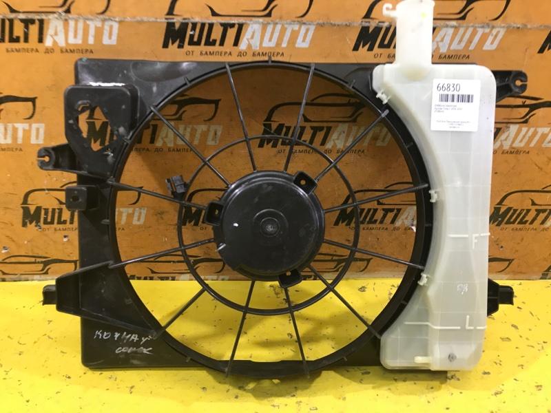 Диффузор радиатора Hyundai Creta 1 2016