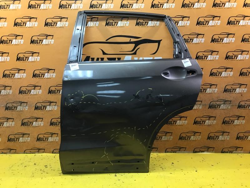 Дверь Honda Cr-V 4 2012 задняя левая