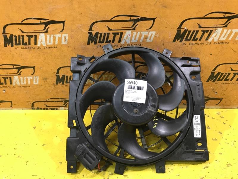 Диффузор радиатора Opel Astra H 2004