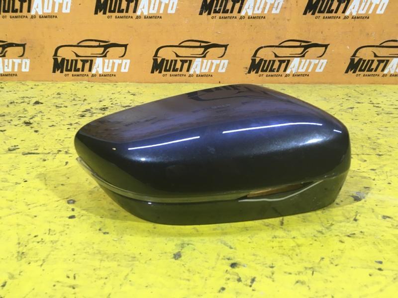 Крышка зеркала Bmw 5 Series G30 2016 передняя правая