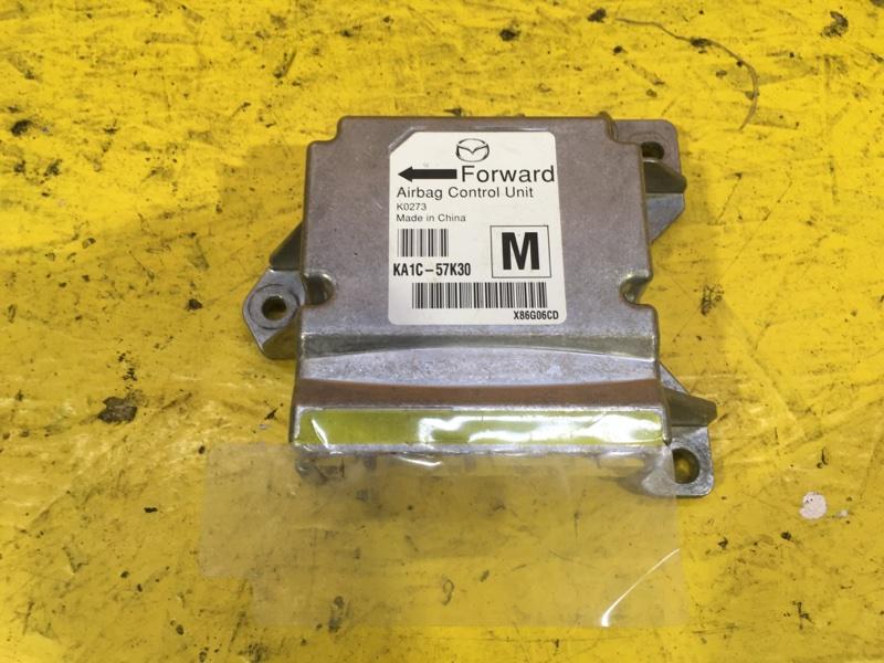Блок управления airbag srs Mazda Cx-5 1 2011
