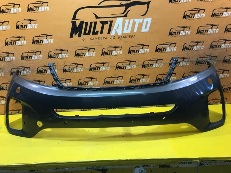 Бампер Kia Sorento 2 2012 передний