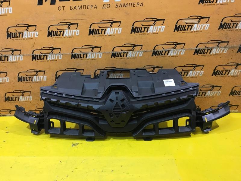 Каркас решетки радиатора Renault Megane 3 2014