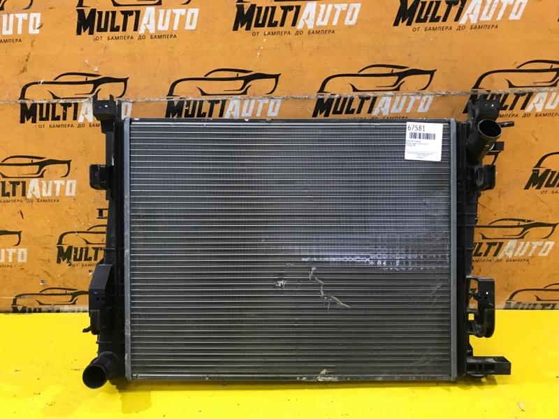 Радиатор основной Renault Logan 2 2014