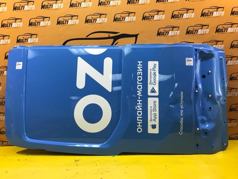 Дверь багажника Ford Transit V363 2014 задняя левая