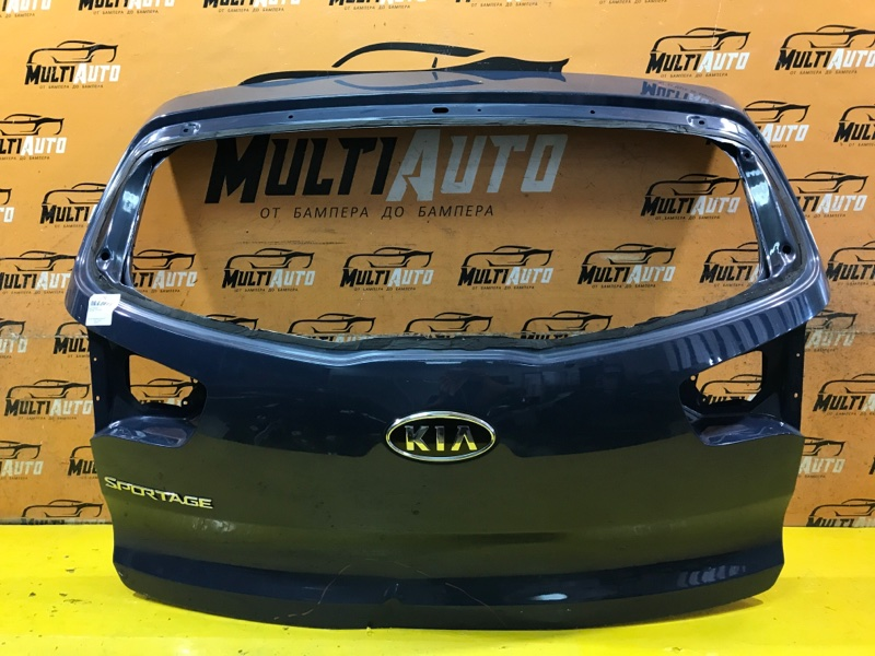 Крышка багажника Kia Sportage 3 2010