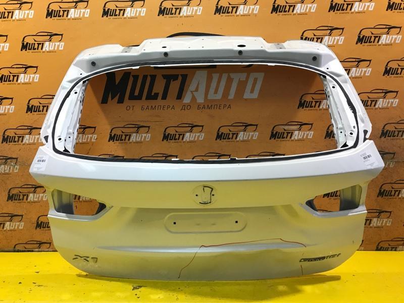Крышка багажника Bmw X1 F48 2015