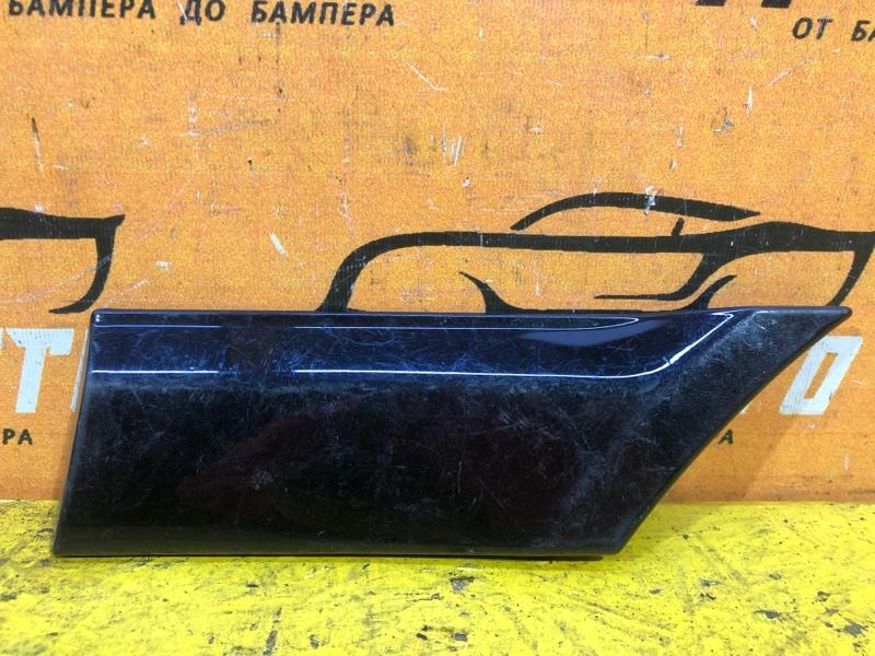 Накладка крыла Mercedes Vito W639 1996 задняя левая