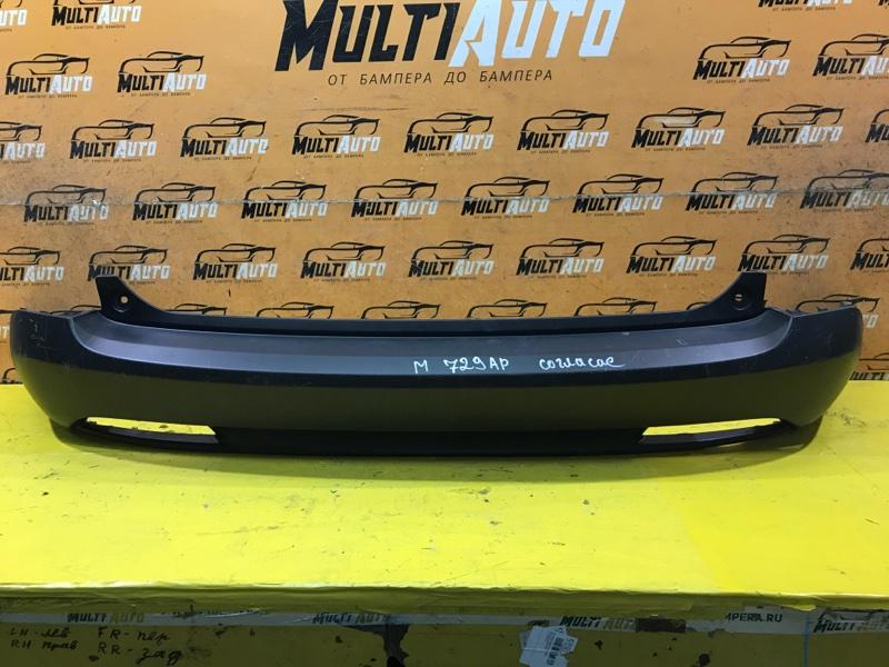 Бампер Honda Cr-V 4 2012 задний