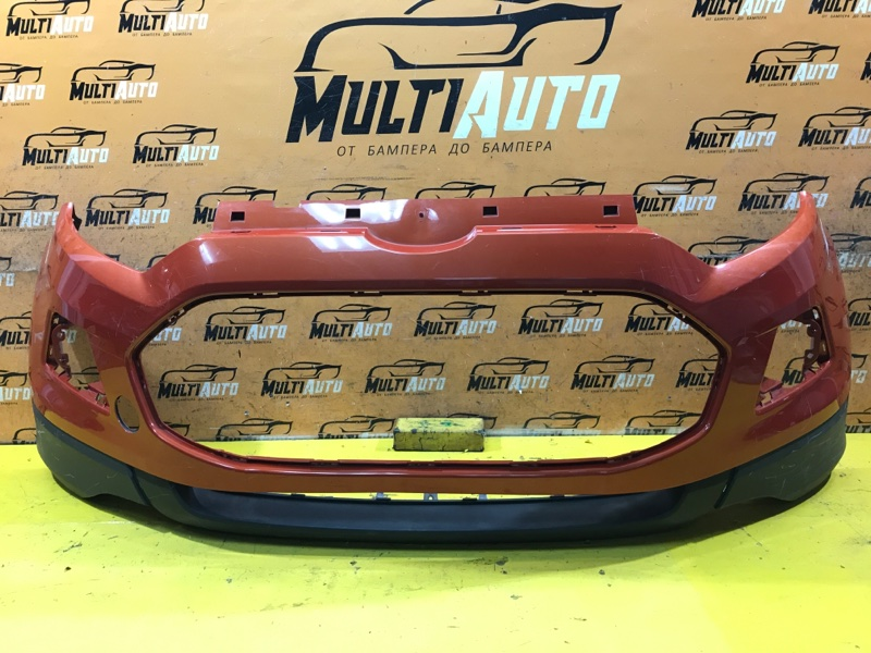 Бампер Ford Ecosport 1 2014 передний