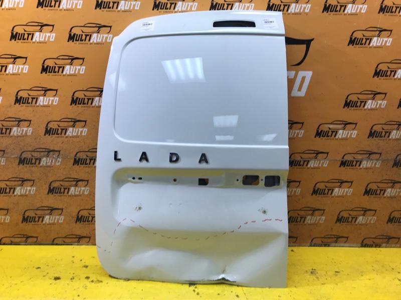 Дверь багажника Lada Largus 1 2012 задняя левая