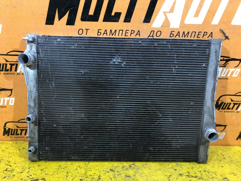 Радиатор охлаждения двигателя Bmw X5 F15 2014