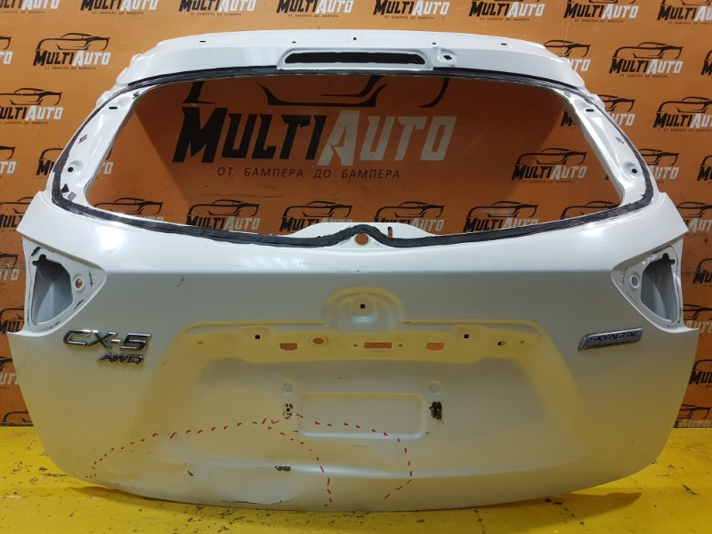 Крышка багажника Mazda Cx-5 1 2011