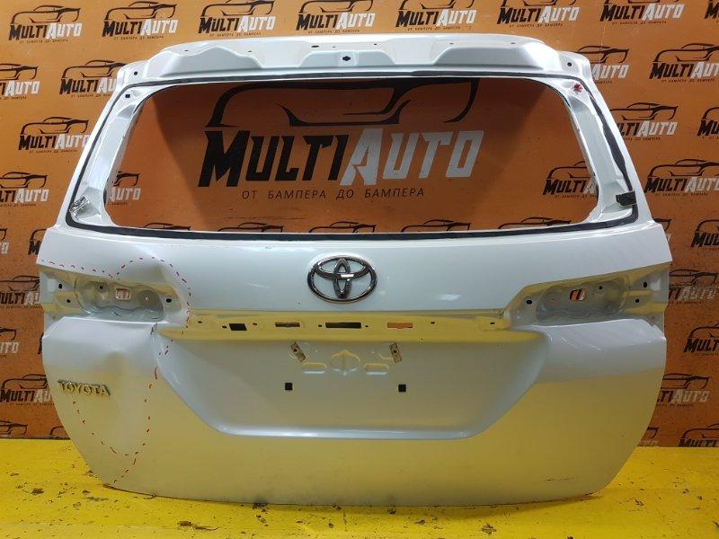 Крышка багажника Toyota Fortuner 2 AN160 2015