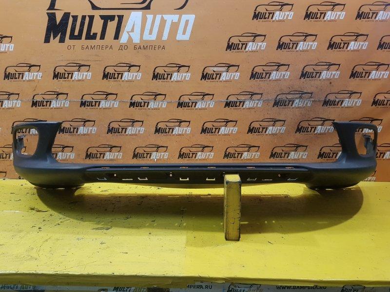 Юбка бампера Jeep Cherokee KL 2013 передняя