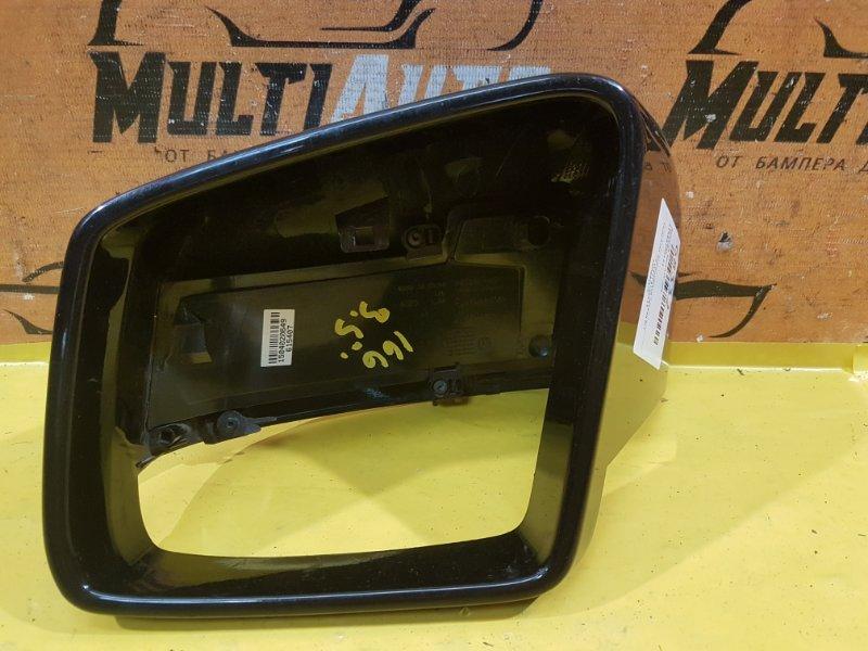 Крышка зеркала Mercedes Ml W166 2011 передняя левая