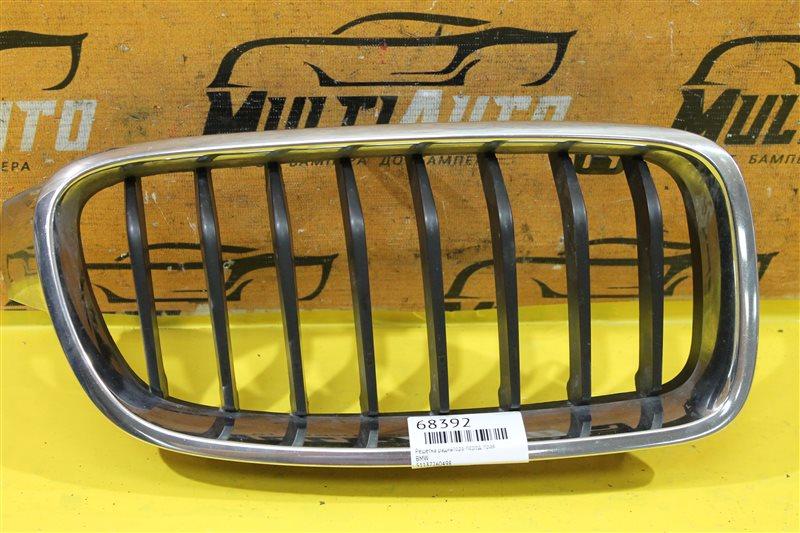 Решетка радиатора Bmw 3 Series F30 2011 передняя правая