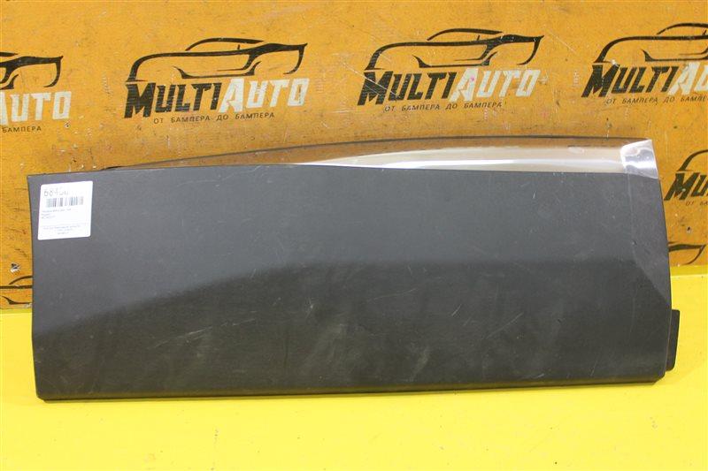 Накладка двери Peugeot 3008 2 2016 задняя правая