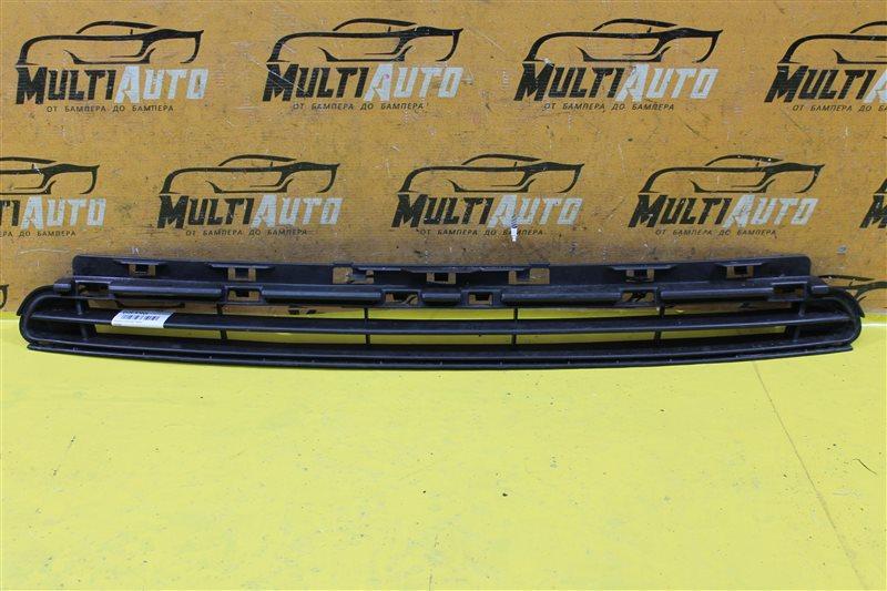 Решетка в бампер Citroen C5 2 2008 передняя