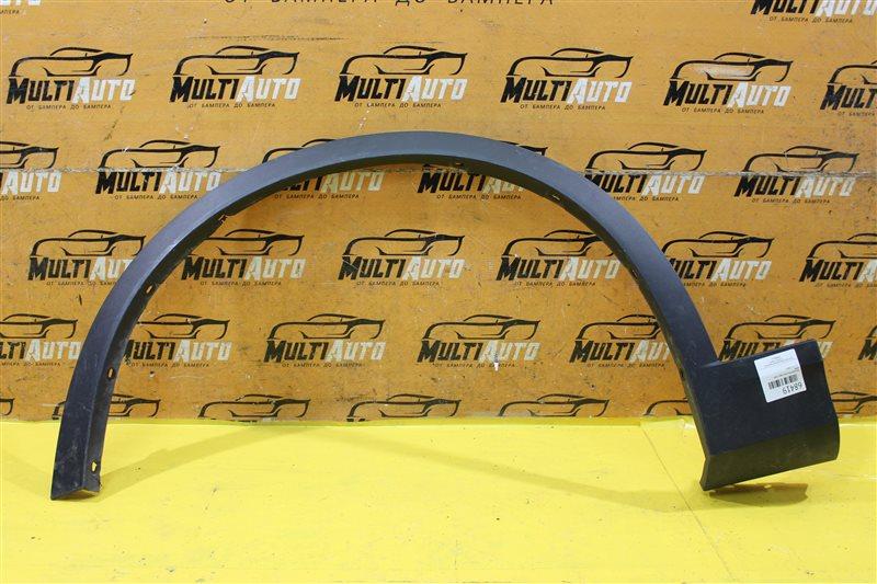 Расширитель арки Bmw X3 F25 2013 передний левый